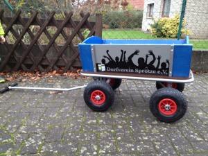 Bollerwagen